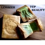 LORBEER Aleppo soap 100% Olive oil