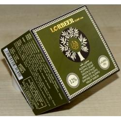 LORBEER Aleppo soap 12% Laurel oil & 88% Olive oil