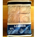 LORBEER Aleppo soap Silver Bag 5% Laurel oil & 95% Olive oil
